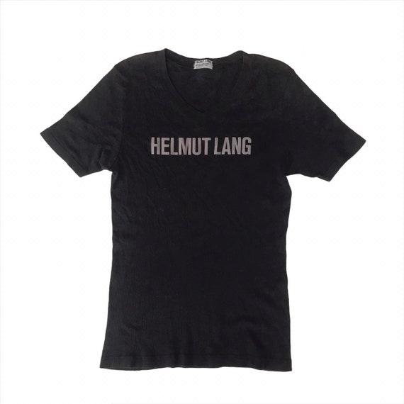 Vintage Helmut Lang Vneck Tees