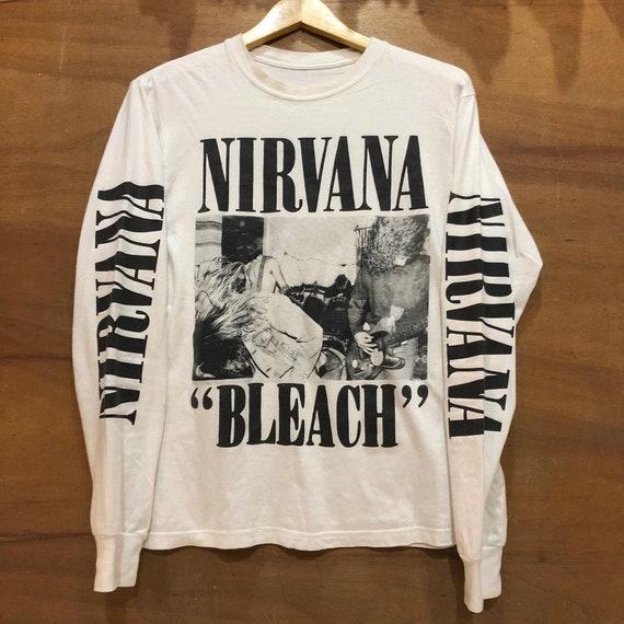 Vintages Nirvana Bleach Tshirt