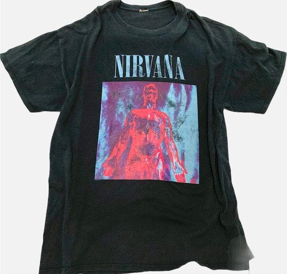 Vintage Nirvana Sliver Tshirt