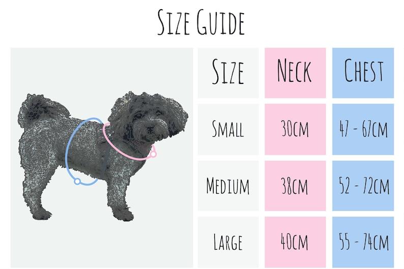 Earth Friendly Dog Vest Plastic Free Handmade Dog Harness Dog/'s Chest Harness /'Autumn Bloom/'