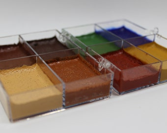 Duracolor Alcohol Activated Palettes