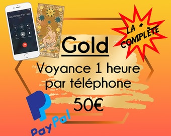 Voyance by phone 1 hour