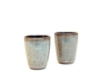 Coffee Mug / Handmade Ceramics / Ceramic Tableware / Porcelain / Hand Turned / Mug without Handle / Cup / Drinking Vessel