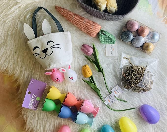 Littles Easter Sensory Basket & Kit