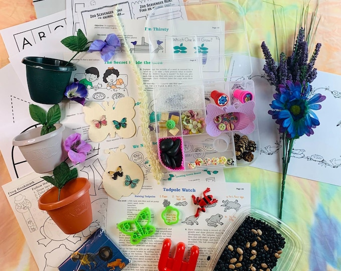 Gardens of 2021 Sensory Play in a Bag & Kit