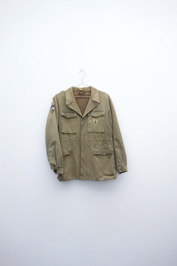 Scout Jacket 1940s - Size M/L