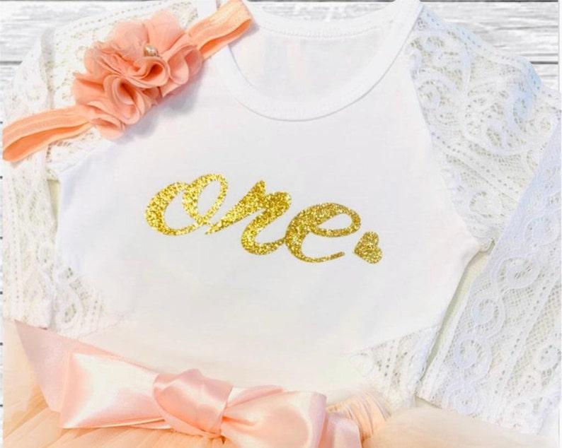 First Birthday Outfit Birthday Tutu toddler Baby Girl Ships SAME day from US Tutu skirt Tutu Birthday Party Dress /& Headband Smash Cake