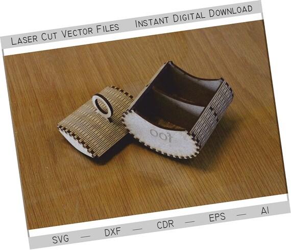 laser file Flexible cut Laser cut files SVG CDR vector plans laser cut cnc cut cnc route file glowforge file cnc pattern