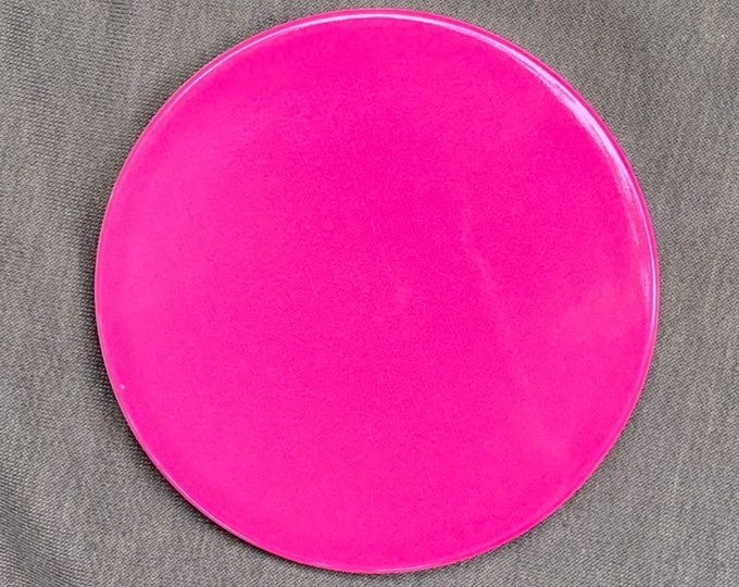 Solid Pink Coasters | Mix and Match Options Available