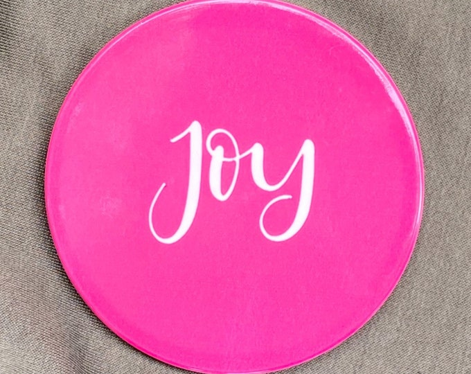 'Joy' Coasters | Mix and Match Options Available