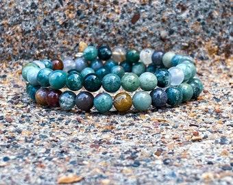 Fancy Jasper Tiered Bracelet (inspired by Dear Heart)