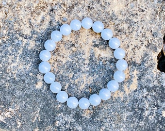 White Shell Bracelet (inspired by Dear Heart)