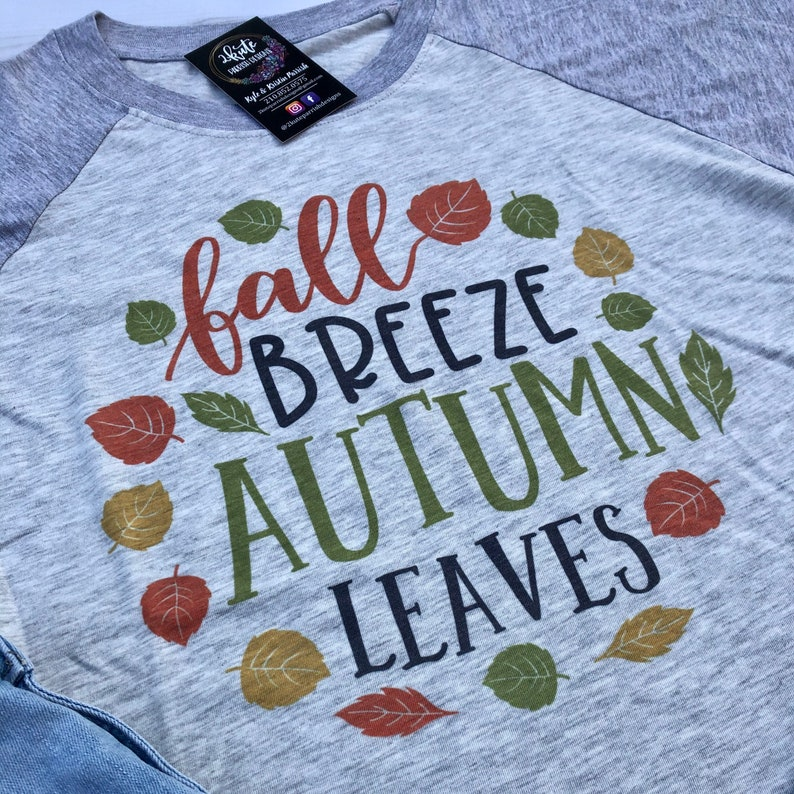thanksgiving shirt harvest shirt Short sleeve raglan fall shirt cute autumn shirt autumn leaves Religious shirts Fall breeze