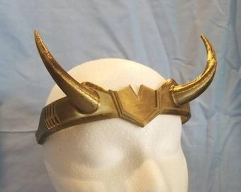 Variant Trickster Goddess crown headpiece