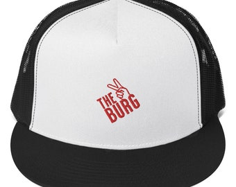 The Burg - Trucker Cap - Baseball Cap
