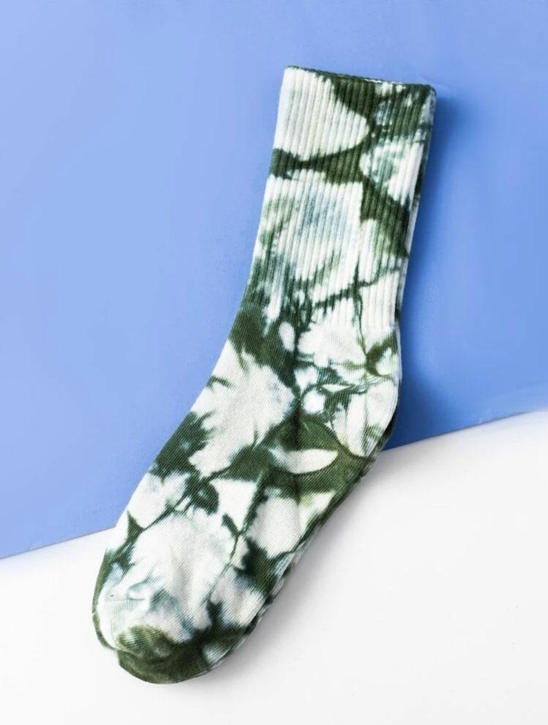 Tie Dye Socks Many colors!