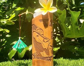 Bamboo Bob  Tiki Bob Mug