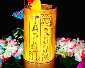 Hawaiian Village Tapa Punch Mug : Harry Yee