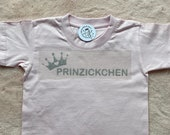 Ironing picture Prinzickchen