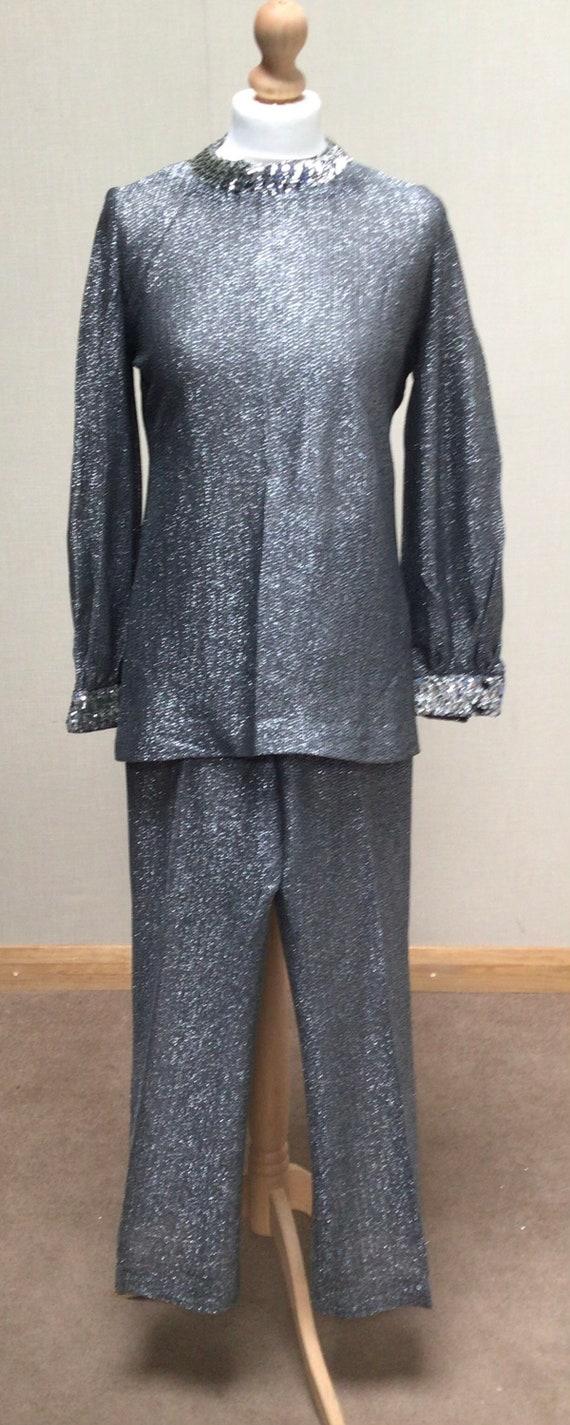 True Vintage Trouser Suit