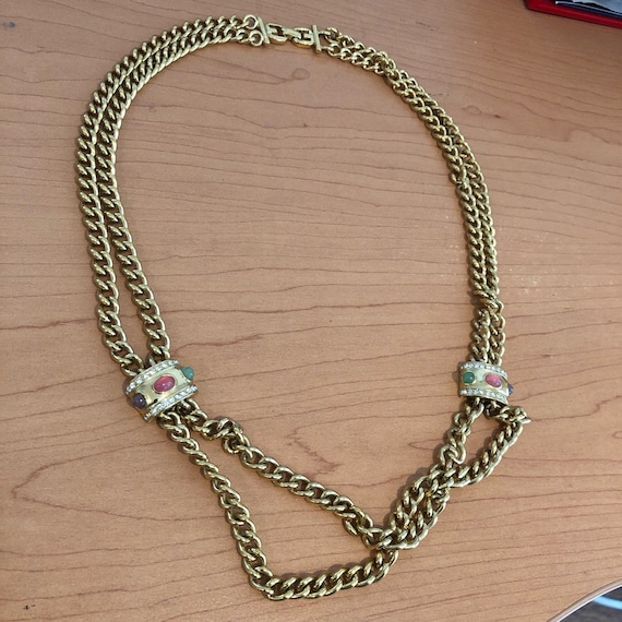 Vintage 1980's Givenchy Necklace