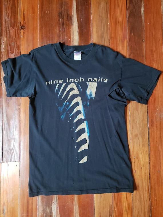 Vintage Nine Inch Nails shirt