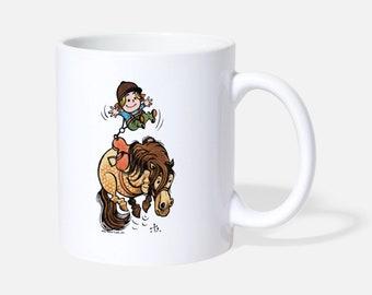 Funny Horse Mug Etsy