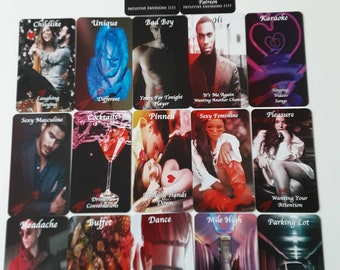 CUPID'S DESIRES Oracle Deck Love Sexual Romance Twin Flames Soulmates Karmic Connections Tarot Readings