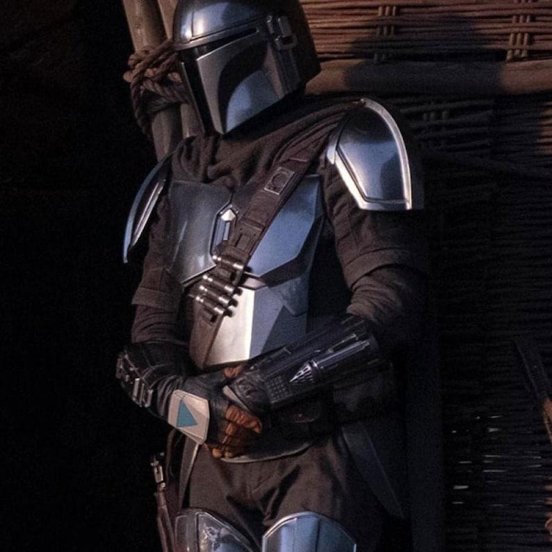 Mandalorian Full Beskar armor / Mando Armor