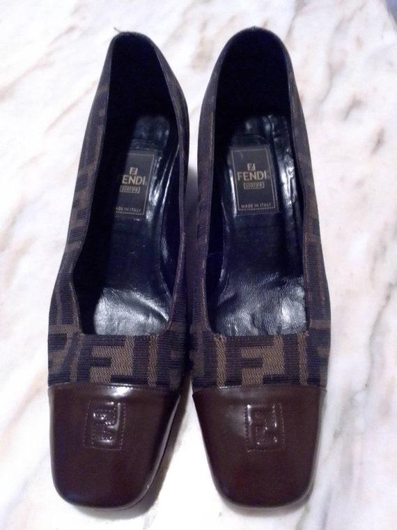 Vintage Fendi Shoes