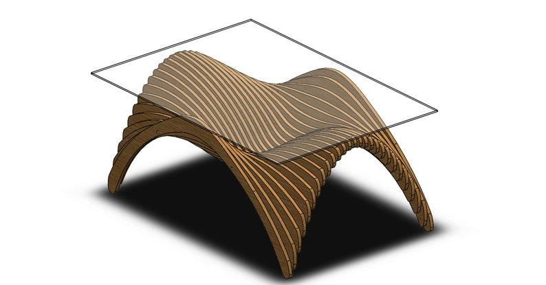 Table parametric H
