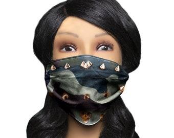 Custom Fashion Masks w/ Embellishments