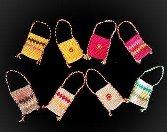 Crochet bag for Barbie doll/Ken doll