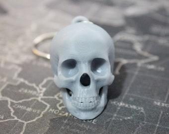 Mini Resin Skull Etsy