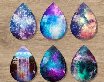 470 Handmade Photo oval Glass Cabs Cabochons 10x14mm 13x18mm 18x25mm Photo Glass Cabochon