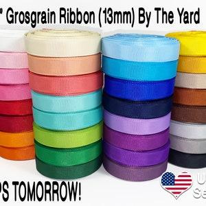 3 yard cut 78 inch Gingerbread Grosgrain Ribbon