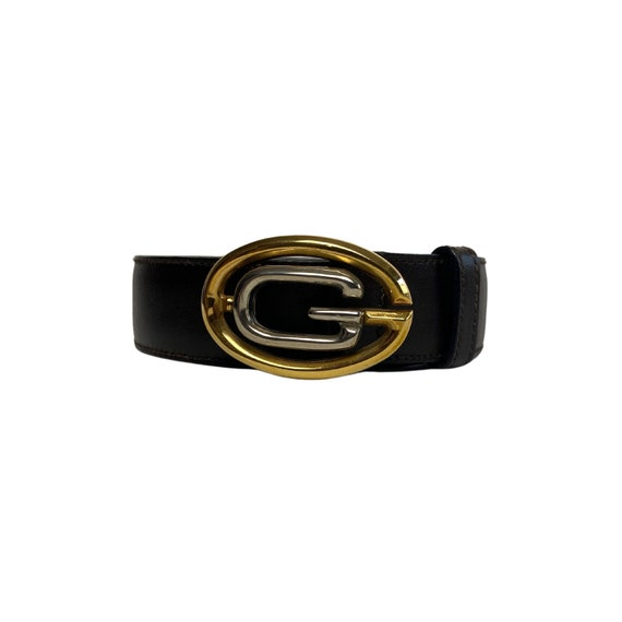 Gucci Double G Gold Silver Belt