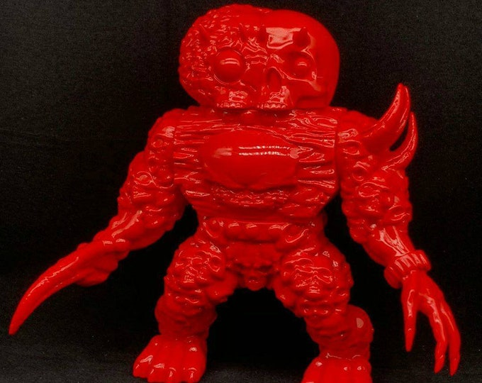 Featured listing image: Exhume: red sofubi