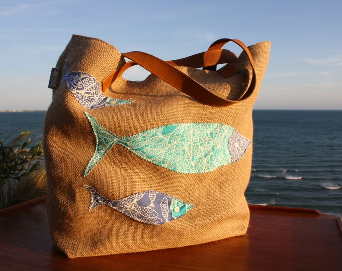 Sac de plage XXL - Made in France