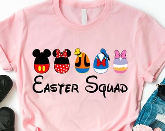 #SquadGoals Donald Personalized Shirt Goofy Mickey