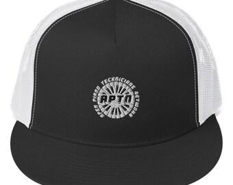 APTN Piano Tuner Hat (Trucker Style Cap)