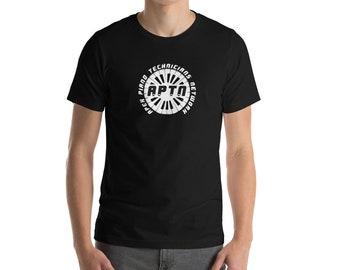 APTN Piano Technician Shirt Short-Sleeve Unisex T-Shirt