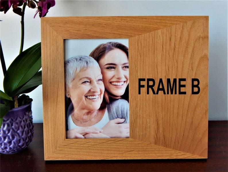 Custom Goodbye Engraved Frames Farewell Picture Frame Retirement Gifts for Boss Coworker Leaving Gift