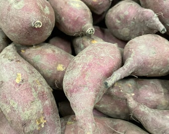 2lbs Carolina Ruby Sweet Potatoes, Naturally grown