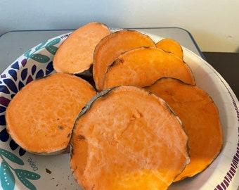 2 lbs Beauregard Sweet Potatoes, Naturally Grown