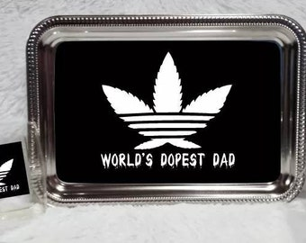 personalized gifts Custom Ashtray /& Rolling Tray SetCollection custom gift gift for him Father\u2019s Day gift gift for her