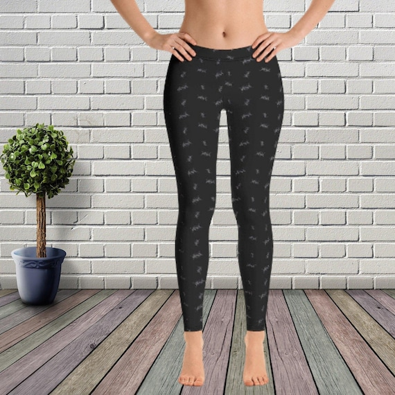 Wicca Clothes Pagan Leggings Witch Leggings Triple Goddess Wiccan Leggings Wiccan Outfit Wiccan Attire Triple Goddess Clothing