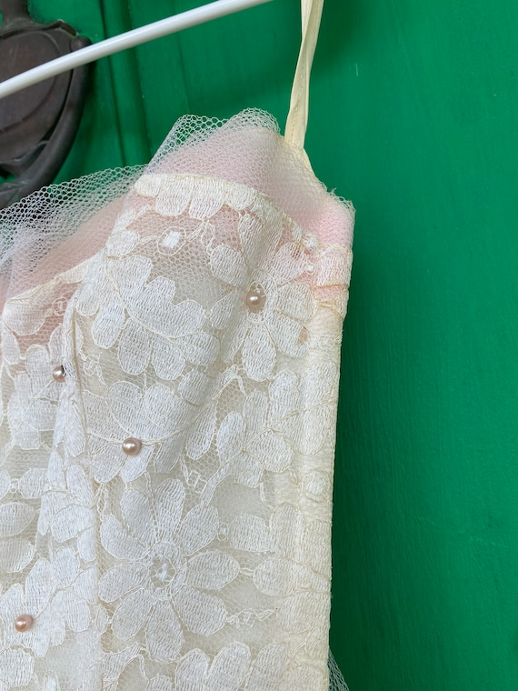 1950s Prom/Formal Dress - image 6