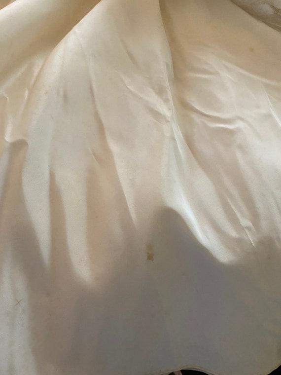 1950s Prom/Formal Dress - image 7