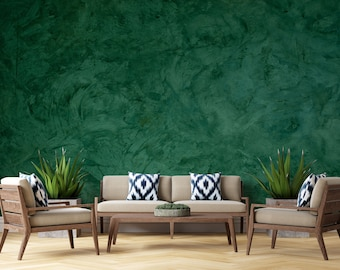 Green Wallpaper Etsy